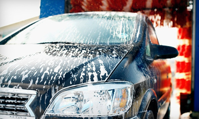 Splish Splash Car Wash - Splish Splash Car Wash: One or Three Months of Unlimited Ultimate Car Washes at Splish Splash Car Wash (Up to 57% Off)