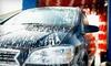SplishSplash Carwash - Splish Splash Car Wash: One or Three Months of Unlimited Ultimate Car Washes at Splish Splash Car Wash (Up to 57% Off)