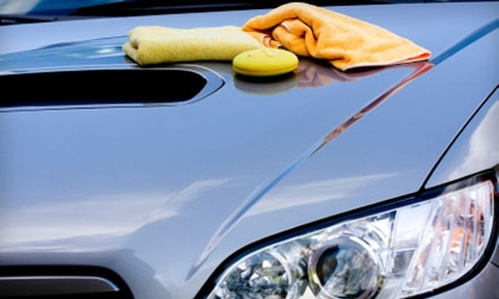Beyond Auto Detail or Oasis Auto Spa - Silverado Ranch: Vehicle Detailing or a Full-Service Wash at Beyond Auto Detail or Oasis Auto Spa in Henderson. Three Options Available.