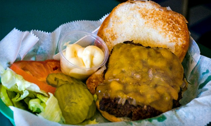 Albert's Grill - Columbia Heights: $7 for $15 Worth of Gator Burgers and American Grill Fare at Albert's Grill in Columbia Heights
