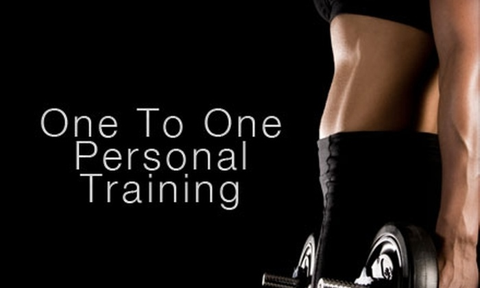 One To One - West Riverside: $60 for Three Personal Training Sessions with One to One ($120 Value)