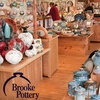 Half Off at Brooke Pottery