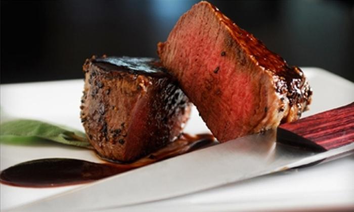 Jordans 8 - Washington: $20 for $40 Worth of Steak, Sushi, and Drinks at Jordans 8
