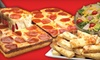 $10 for Pizza, Subs, and Salads at Jet's Pizza