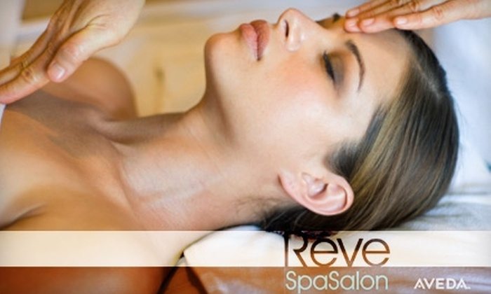 Rêve SpaSalon - Downtown: $49 for a One-Hour Massage or $55 for a Facial at Rêve SpaSalon in San Mateo