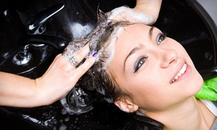 Mane Tamers Hair Salon - Multiple Locations: $34 for a Haircut, Condition, and Eyebrow Wax or Beard Trim at Mane Tamers ($73 Value). Four Locations Available.