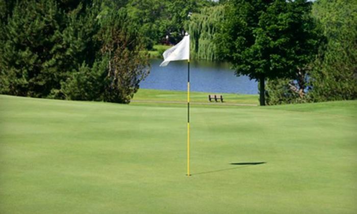 Deertrak Golf Club - Ashippun: Round of Golf for Two or Four with Cart Rental at Deertrak Golf Club in Oconomowoc (Up to 51% Off)
