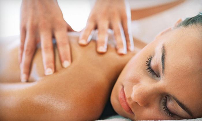 Aqua Ice Salon and Day Spa - Upper Marlboro: Spa Day or Massage Package at Aqua Ice Salon and Day Spa in Upper Marlboro