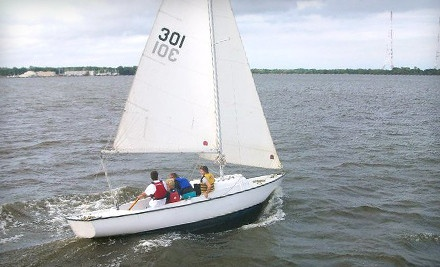 2-Hour Introduction to Sailing Lesson for 1 (a $180 value) - Annapolis Sailing School in Annapolis