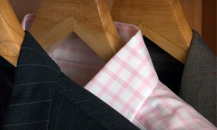 Layne's Careful Cleaners - Multiple Locations: $9 for $20 Worth of Dry Cleaning at Layne's Careful Cleaners