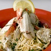 Up to 51% Off Italian Seafood Meal at Louie Linguini's