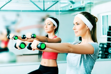 Two Personal Training Sessions at M.B.Fitness (51% Off)