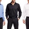 Beverly Hills Polo Club Men's Modern-Fit Dress Shirt