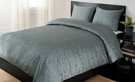 3-Piece Cotton Duvet Sets. Multiple Styles Available. Free Returns.