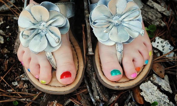 The Klumsy Moose Kids Spa & Party Boutique  - Greenbrier East: Kids' Spa Packages and Parties at  The Klumsy Moose Kids Spa & Party Boutique (Up to 55% Off). Three Options Available.