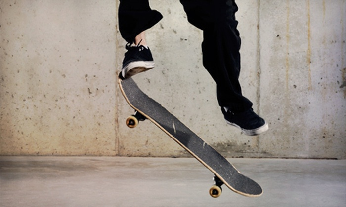 One Twenty Three Skate Shop - Ypsilanti: $20 for $40 Worth of Skateboards and Accessories at One Twenty Three Skate Shop