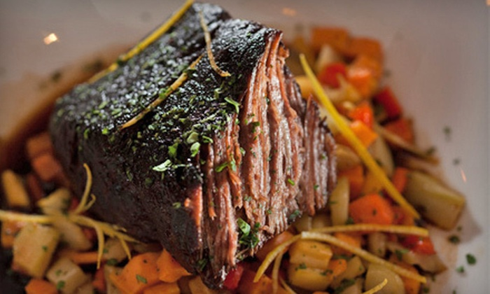Darien Social - Darien: Gastro-Pub Fare for Two or Four at Darien Social (Up to 54% Off)