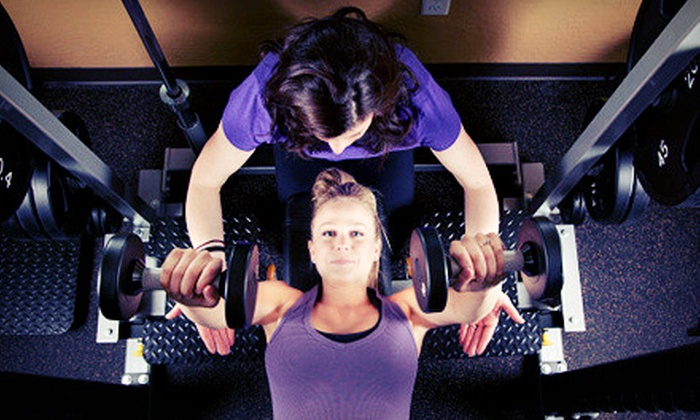Ancaster Fitness - Ancaster: $25 for $50 Worth of Personal Trainer at Ancaster Fitness