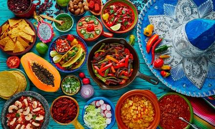 Curso online de cocina mexicana de 25 horas con UPOCT (con 95% de descuento)
