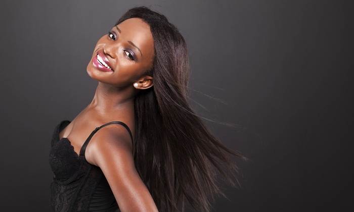 Exclusively Hair 4 U Salon - Schaumburg: $99for Partial Weave or Hair Extensions at Exclusively Hair 4 U Salon ($200Value)
