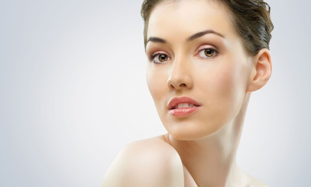 One or Three 90-Minute Facials at Evergreen Beauty Salon (Up to 47% Off)