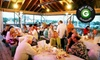 Beachside Seafood & Sandwich Co. - Jacksonville Beach: $18 for $40 Worth of Fresh Seafood and Drinks on Monday–Thursday or Friday–Sunday at Beachside Seafood