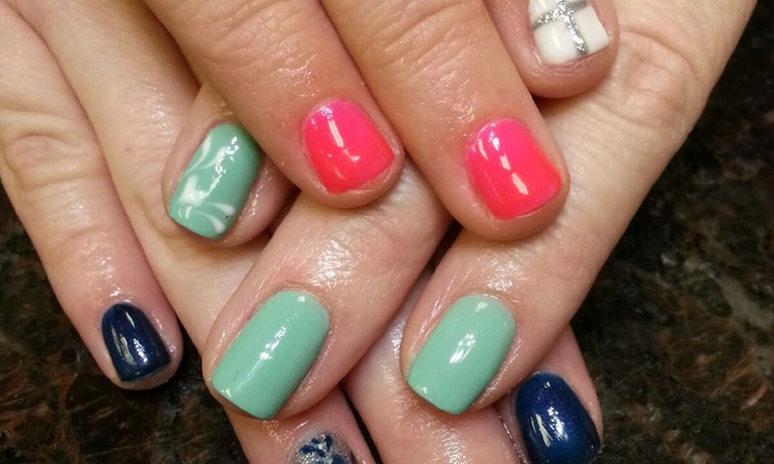 Guei's And Ladies - Coronado: $15 for $30 Worth of No-Chip Nailcare — Guei's and Ladies Full Service Salon