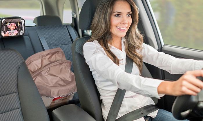 Rearview Baby Car Seat Mirror | Groupon Goods