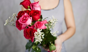 Kenly Florist: Up to 36 Roses  Including Delivery from R125 at Kenly Florist (50% Off)