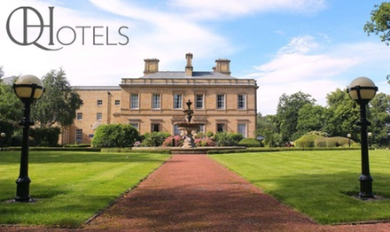 Luxury Spa Day Pass for Two at Oulton Hall