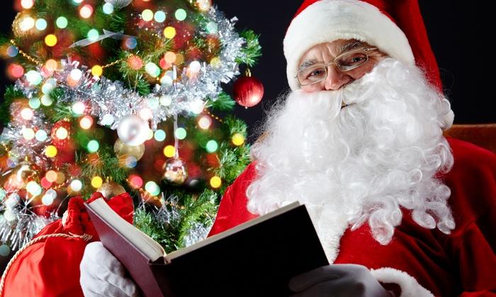 Foto Vere Di Babbo Natale.La Casa Di Babbo Natale La Casa Di Babbo Natale Groupon