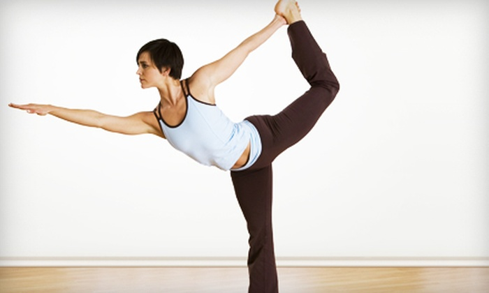 Iron Lotus Yoga - Mission: $28 for Five Classes at Iron Lotus Yoga (Up to $70 Value)