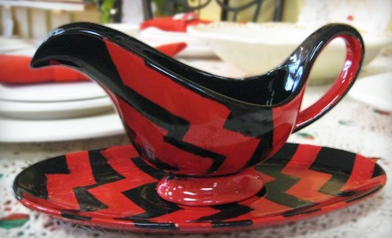 Pottery-Wheel Lesson (a $35 value) - Paint It! Pottery Shop in Wisconsin Dells
