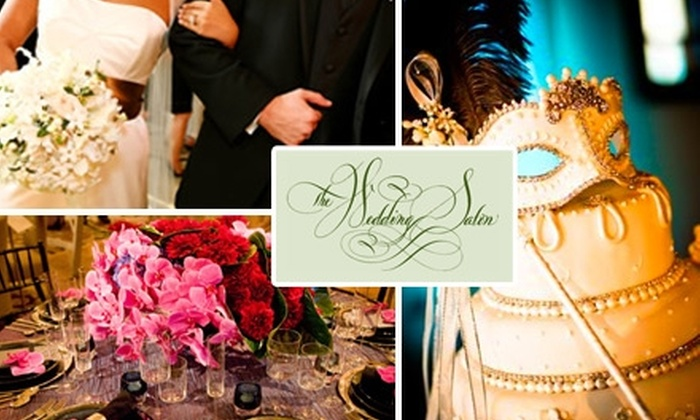 The Wedding Salon - Near North Side: $25 for Two Admissions to The Wedding Salon Bridal Show on Monday, October 4, Plus a Gift Bag