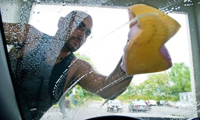 Mobile Green Auto Clean - Jackson: $17 for The Works Car Wash from Mobile Green Auto Clean ($35 Value)