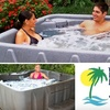 Party Tubs: Half Off a Hot-Tub Rental from Party Tubs. Choose from Two Options.