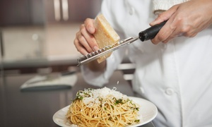 Winery Kitchen Cooking School: Cooking Classes for One, Two, or Four at Winery Kitchen Cooking School (Up to 46% Off). Six Options Available.