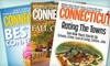 """""""Connecticut Magazine"""": $12 for a Two-Year """"Connecticut Magazine"""" Subscription ($23.94 Value)"""