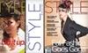 "$7 ""Style"" Magazine Subscription"