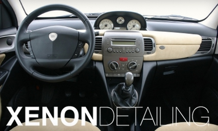 Xenon Detailing - The Annex: $60 for a Wax and Comprehensive Car Detailing at Xenon Detailing ($120 Value)