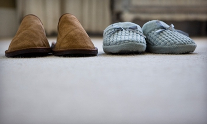 Professional Carpet Systems - Huntsville: $59 for Carpet Cleaning in Up to Three Rooms (312 sq. ft.) from Professional Carpet Systems ($125 Value)