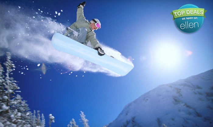 Gear Doctors - Minnetonka: One or Two Ski or Snowboard Tune-Ups at Gear Doctors in Wayzata (Up to 54% Off)
