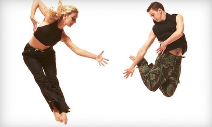 Capital City Dance - Carlington: Five or Ten Drop-In Classes at Capital City Dance