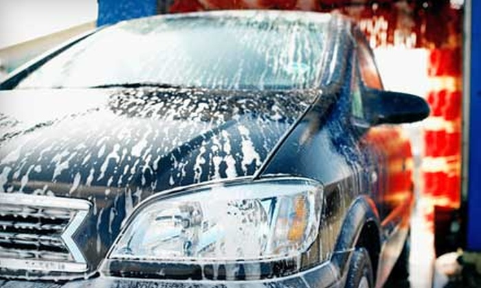 Rio Car Wash - Manchester: $13 for Three Self-Serve Grande Car Washes at Rio Car Wash ($27 Value). Two Locations Available.