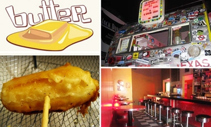 Butter  - SoMa: $7 for $15 Worth of Deep-Fried American Fare at Butter
