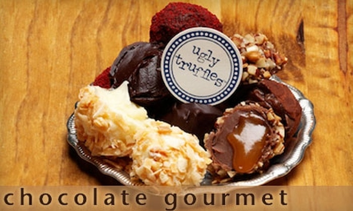 Chocolate Gourmet: $20 for $40 Worth of Treats, Ordered Online, from Chocolate Gourmet