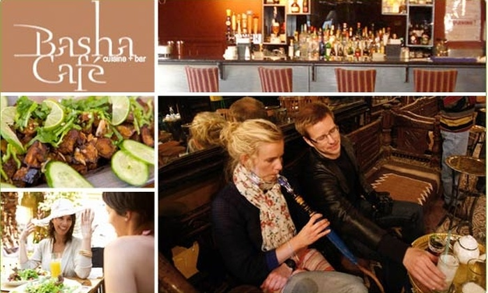 Basha Cafe - Neighborhood Nine: 60% Off at Basha Cafe