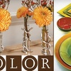 Half Off Home Accessories at Color