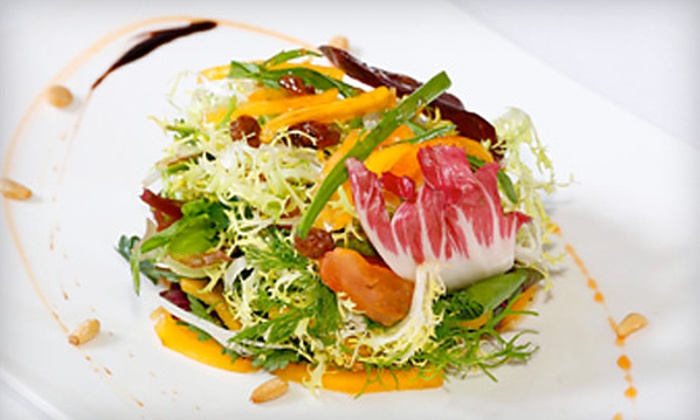 fork & vine - Glen Head: $65 for a Three-Course Fine Dining Dinner for Two at fork & vine in Glen Head (up to a $132 Value)