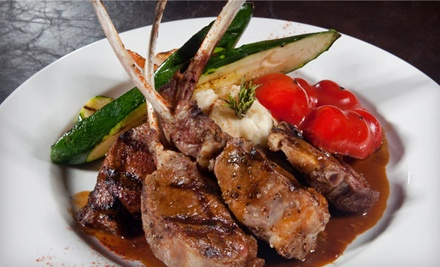 $30 Groupon - Deep Fork Wood Grill & Seafood in Oklahoma City